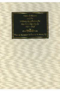PEDRO DE RIVERA AND THE MILITARY REGULATIONS FOR NORTHERN NEW SPAIN, 1724-1729