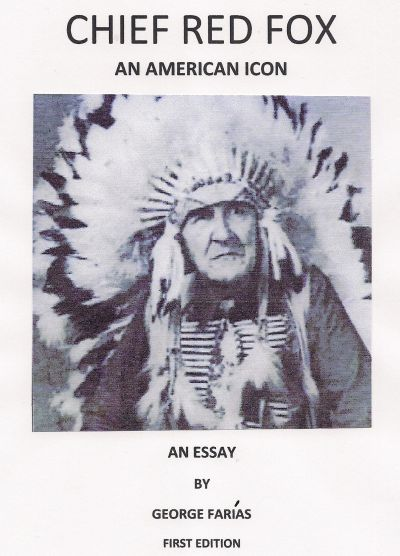 CHIEF RED FOX,  An American Icon