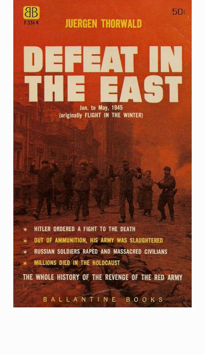 DEFEAT IN THE EAST, January to May, 1945